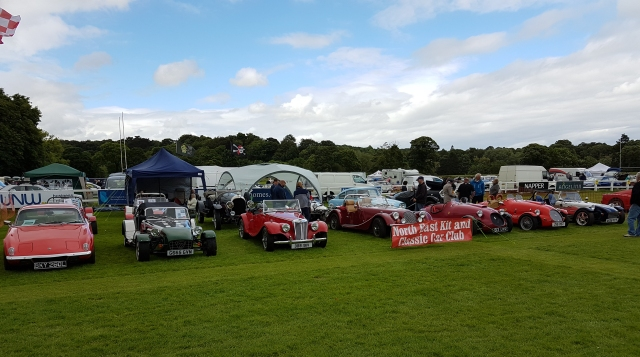 Photo of NEKCCC at Corbridge 2016